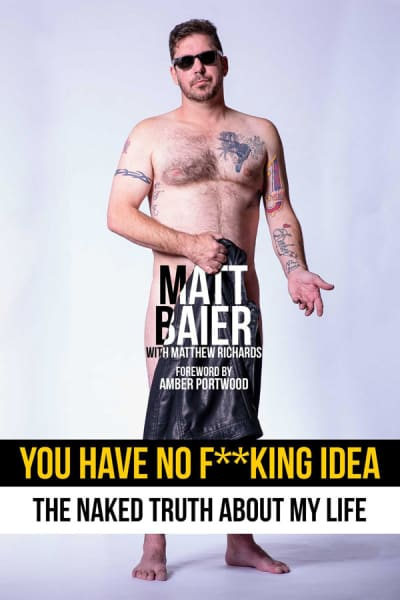 Matt Baier Book Cover