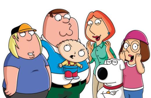 Family Guy Family Pic