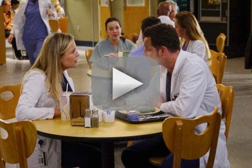 Watch greys anatomy latest episode