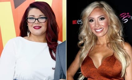 Farrah Abraham to Amber Portwood: You're Just a Knockoff Miss Piggy!