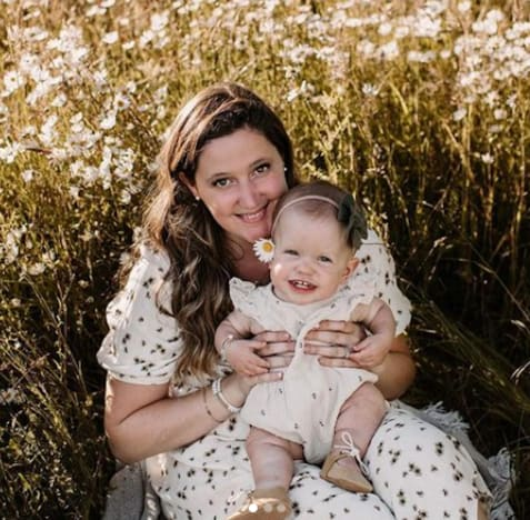 Tori Roloff and Lilah Bean