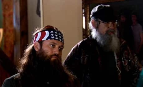 Duck Dynasty Clip - Quack & Gown