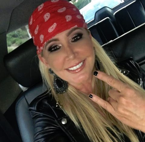 Shannon Beador Rocking Out