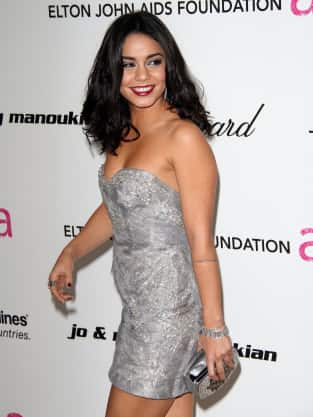 Vanessa Hudgens on the Red Carpet