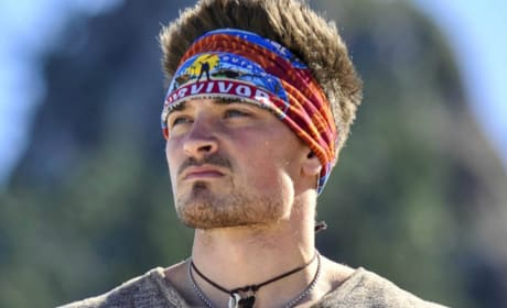 Caleb Reynolds Was Too Hot for Survivor