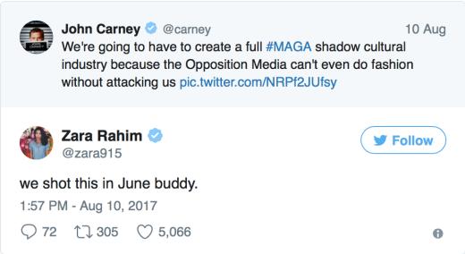 John Carney Tweet