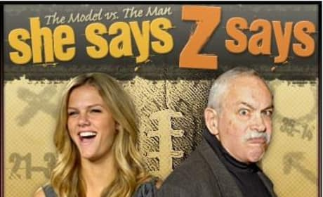 Brooklyn Decker vs. Dr. Z