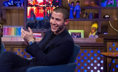 Nick Jonas on Bravo