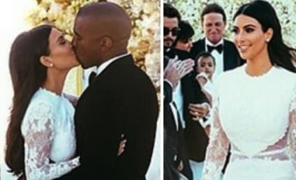 "Kim Kardashian Talks Wedding Day Surprise, Thinks She'll Always Be in ""Honeymoon Period"""
