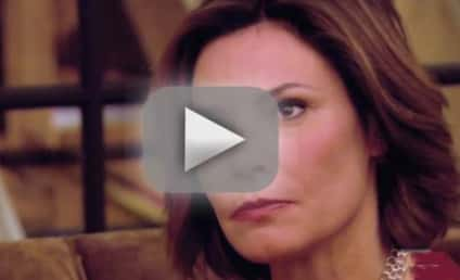 The Real Housewives of New York City Season 8 Episode 10 Recap: Unhappy Holidays