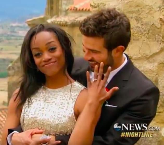 Rachel Lindsay To Bryan Abasolo: You Are My EVERYthing