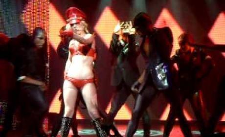 Gaga Gets Domed