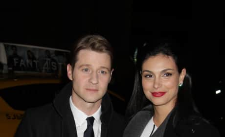 Ben McKenzie and Morena Baccarin: 25th Annual Gotham Independent Film Awards