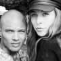 Jeremy Meeks with Chloe Green
