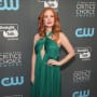 Jessica Chastain is Green