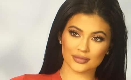 Kylie Jenner Wears Seriously F--k You Shirt