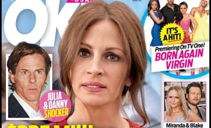 Julia Roberts and Danny Moder: Headed For Divorce?