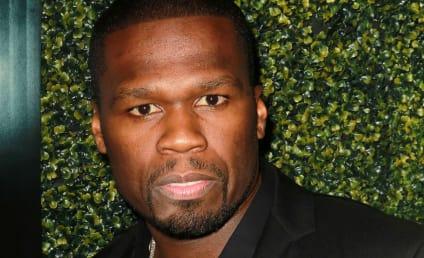 50 Cent Arrested on Domestic Violence Charges