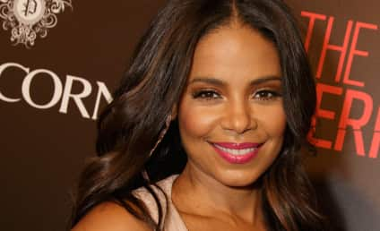 Sanaa Lathan: Dating French Montana!