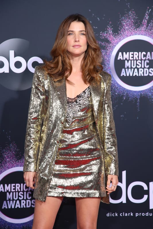 Cobie smulders at 2019 amas