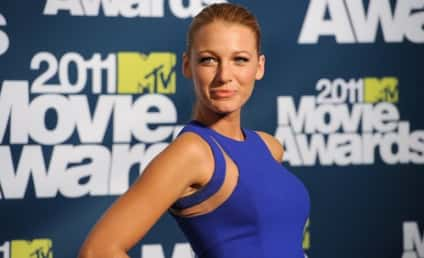 Blake Lively Nude Pic Scandal Provides Plenty of Material at MTV Movie Awards
