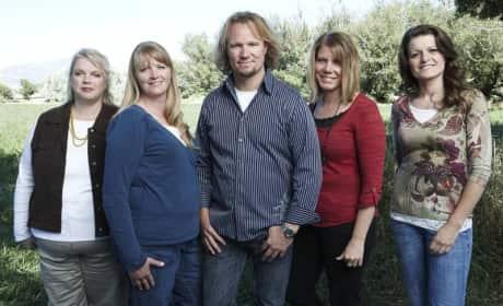 Kody Brown, Wives