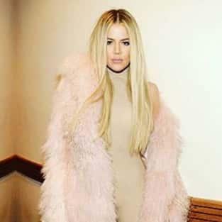 Khloe Kardashian Wears Kanye West's Designs