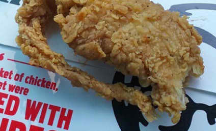KFC Responds to Complaint Over Fried Rat: It's a HOAX!