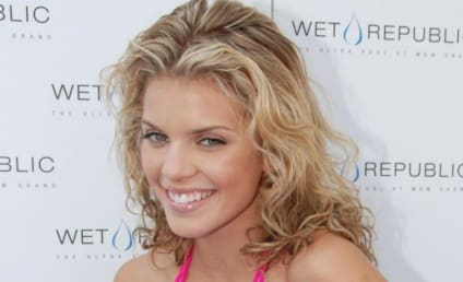 AnnaLynne McCord, Skin and Bones Host Las Vegas Pool Party