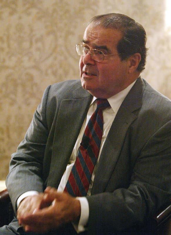 Antonin scalia photo