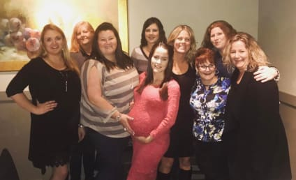 Jenelle Evans: About to Pop at Her Baby Shower!