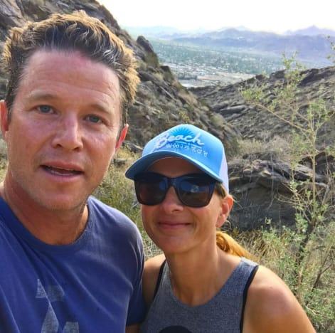 Billy Bush, Wife