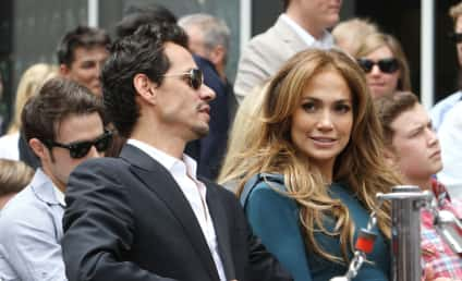 """Report: Marc Anthony Hated Wife's """"Sex Symbol"""" Status"""