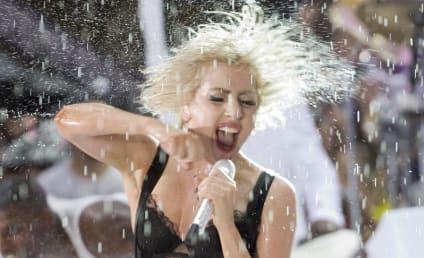 Lady Gaga Disses Doubting Ex
