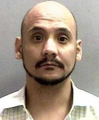 Polo Molina Mug Shot