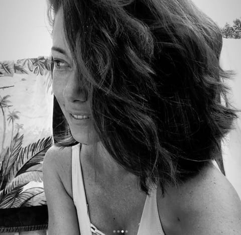 Kendra Wilkinson in Black and White