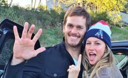 Gisele Bundchen and Tom Brady on Instagram: Suck It, Chicago!