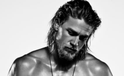 "Charlie Hunnam Quitting Fifty Shades of Grey Was ""Disappointing,"" E.L. James Says"