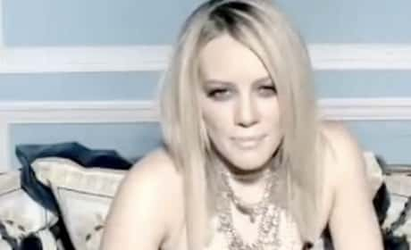 Hilary Duff: Reach Out Music Video