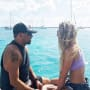 Jason Aldean and Brittany Kerr Aldean on Vacation