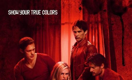New True Blood Poster