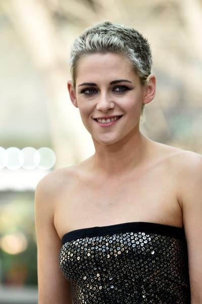 Kristen Stewart During Paris Fashion Week