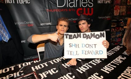 Ian Somerhalder and Paul Wesley Meet, Greet Fans in Florida; Look Hot