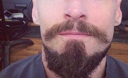 Hugh Jackman: Bald for Blackbeard!
