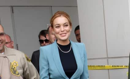 Lindsay Lohan: Framed in New Nightclub Drama?
