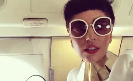 Lady Gaga Nip Slip Posted to Instagram!