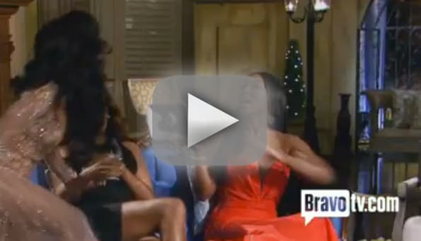 Kenya Moore vs. Porsha Williams