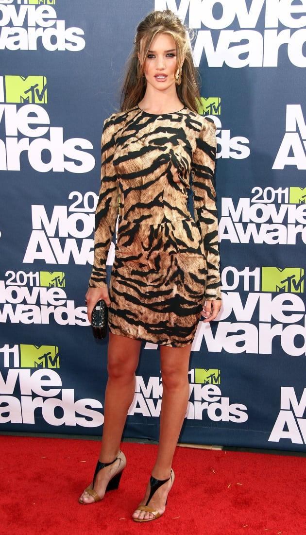 Rosie Huntington-Whiteley Fashion
