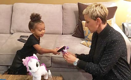 North West and Ellen DeGeneres: Unexpected BFF Alert!