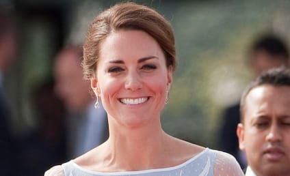 Kate Middleton All Smiles in Wake of Photo Scandal